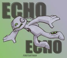 Echo Echo by kjmarch