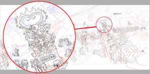 MLP FiM Global Illustration. WIP_09 by alexmakovsky