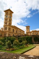 Osborne house Stock 09 by Malleni-Stock