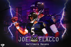 Joe Flacco by DiamondDesignHD