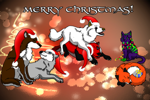 Merry Christmas by Cylithren