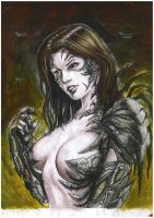 witchblade by LucaStrati