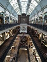 QVB Turret Clock and Walkways by BrendanR85