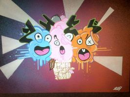 2013 Ice Cream by SUREGRAFFITI