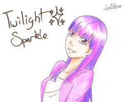 Twilight Sparkle by Sonozaki-Sharingon