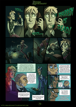 .LL Evil Forces Pag 29. by MalakiaLaGatta
