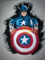 Cap Paint by Pyrotech07