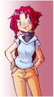 don't go breakin' my heart by sashamya