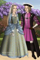 Hetalia does The Tudors by mandababe12