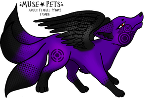 MelodyWaters - Plum ii by Muse-Pets