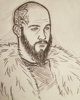 Ragnar Lothbrok by 7Lisa