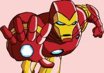 Ironman by Hamstarrrr