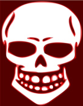 Red Skull by SeeMyPixels