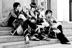 alice nine - Gradation PV 2 by Andy-K
