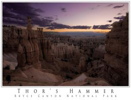 Thor's Hammer HDR by biological