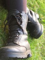 My boots by animal-liberation