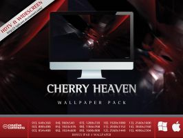 Cherry Heaven Wallpaper Pack by FuckOffffff
