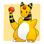 Ampharos by Lexi247