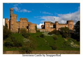 Inverness Castle by SnapperRod