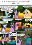 The Ender portal Chronicles Part 11 by CIRILIKO