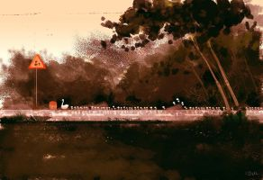 La file Indienne. by PascalCampion