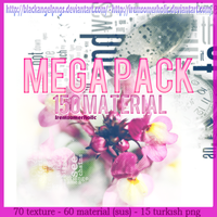 Mega Pack #3 by BlackAngelPNGs