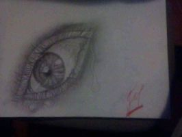 the eye by FMDrawings98