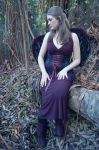 Tess Forest Shoot 13 by Storms-Stock