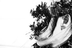 double exposure 2 by easycheuvreuille