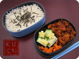 Bento - Birthday Lunch by Chef-Kuching