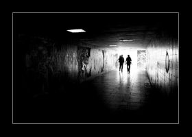 Walk into the light by eXcer