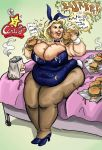Anna Nicole Smith's Thicc Burger Ad by TheAmericanDream