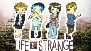 Life is strange by Danielle-chan