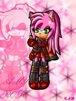 :.CE_Older Amy Rose.: by ASB-Fan
