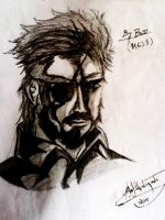 Big Boss aka Naked Snake by Roberto-210296