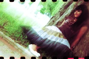 Rizka Waiting again by lomoedan