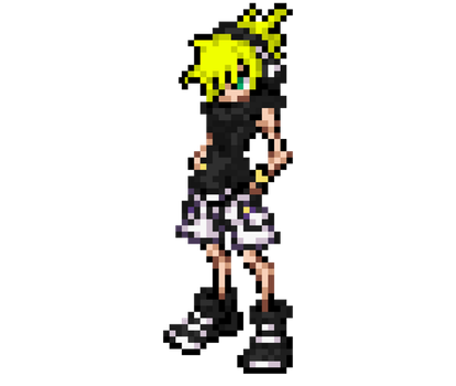 The old character art as a sprite! by AyrtonthePaladin
