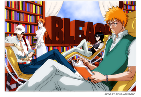 Bleach by Dead-ichigo92