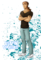Kevin Vargas by SilvesterVitale