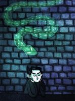 The Heir of Slytherin by Grrrenadine