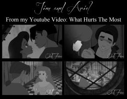 Jim and Ariel - What Hurts The Most by OohFire