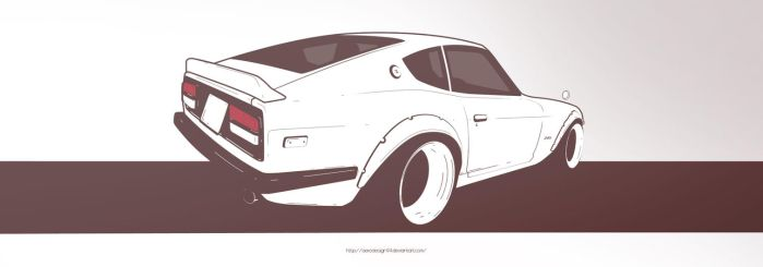 Nissan 240z by AeroDesign94