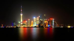 pudong night by PaLiAnCHo