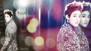 Kevin Woo Wallpaper by demeters