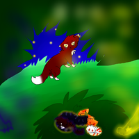 May Starclan light your path[Warrior cats RPG] by Sparkylovecupcakes