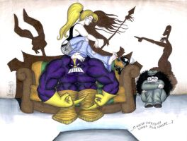 The Maxx and Co. by LimeGreenSquid