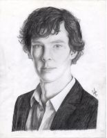 Consulting Detective by Squint-in-the-Tardis