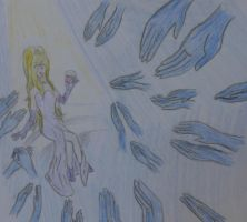 Contest Entry for RainyLake :Applause: by FrozenDiamond267