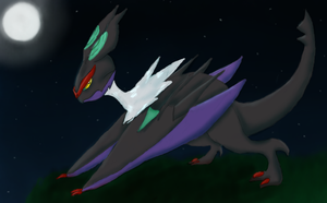Noivern by Keyroy
