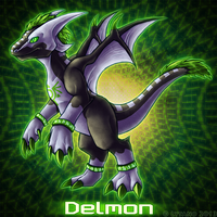 Rookie: Delmon by Deltheor